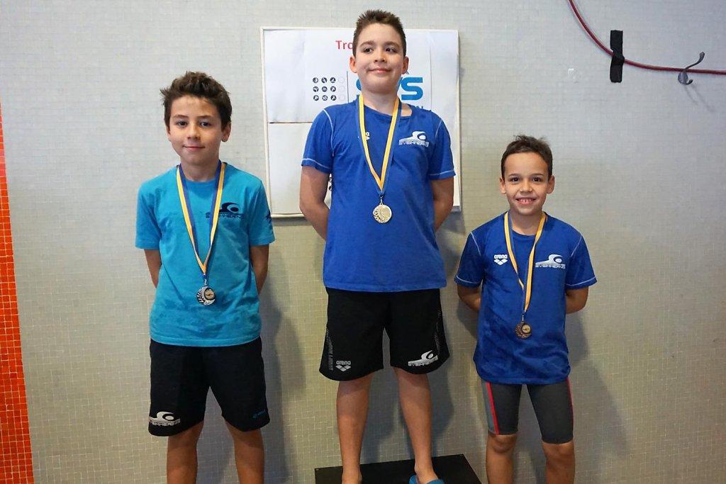 Int. SVS-Schwimmen Trophy 2018
