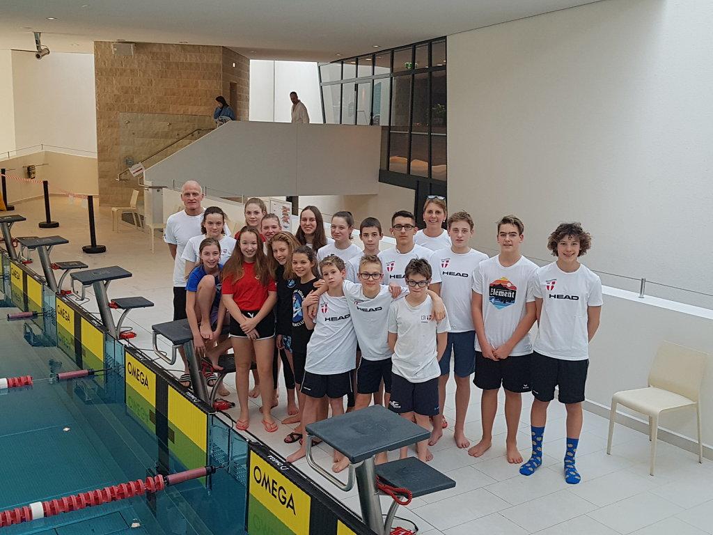 Nikolaus Schwimmen Steyr & Bundesländervergleichswettkampf